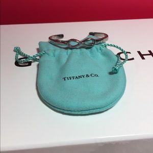 Tiffany's infinity cuff
